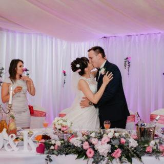 ślub Darii ii Krzyśka w Pałacu Myślęcinek