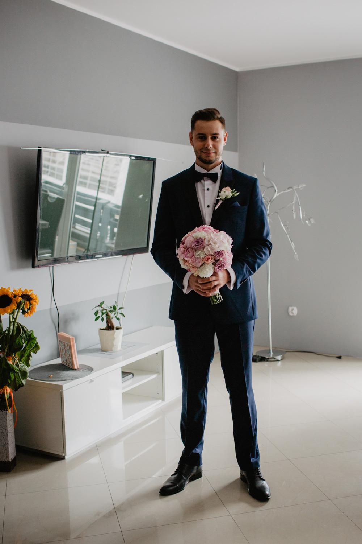 Przygotowania ślubne w domu rodzinnym Natatlii i Rafała