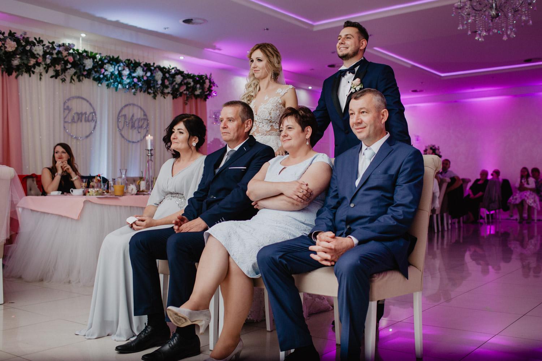 ślub Natalii ii Rafała w Białej Perle