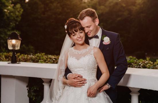 Ślub Darii i Krzyśka - Pałac w Myślęcinku