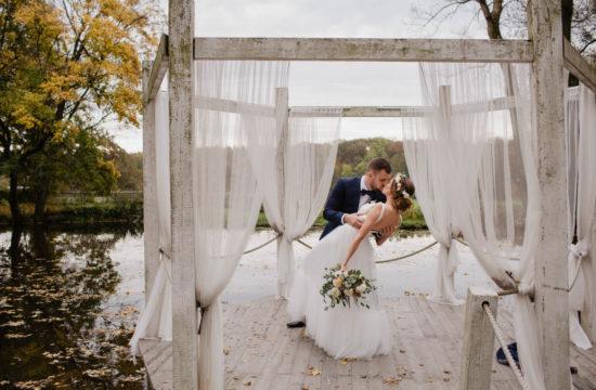 Ślub w Dworze Wierzenica pod Poznaniem | Emilia i Błażej