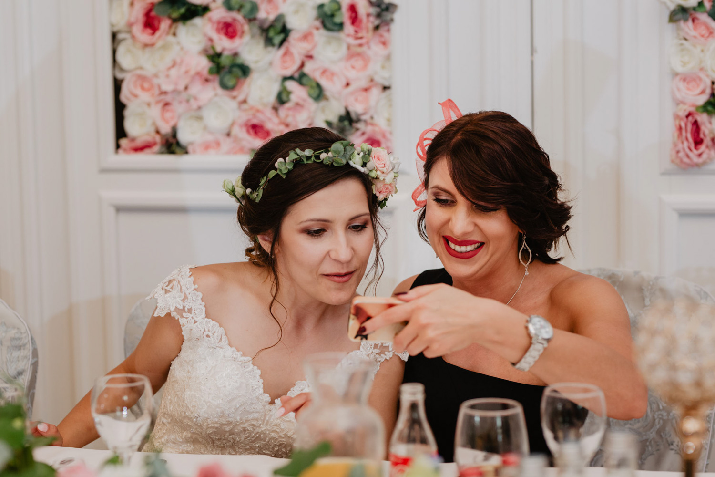 wesele w Pałacu Romantycznym