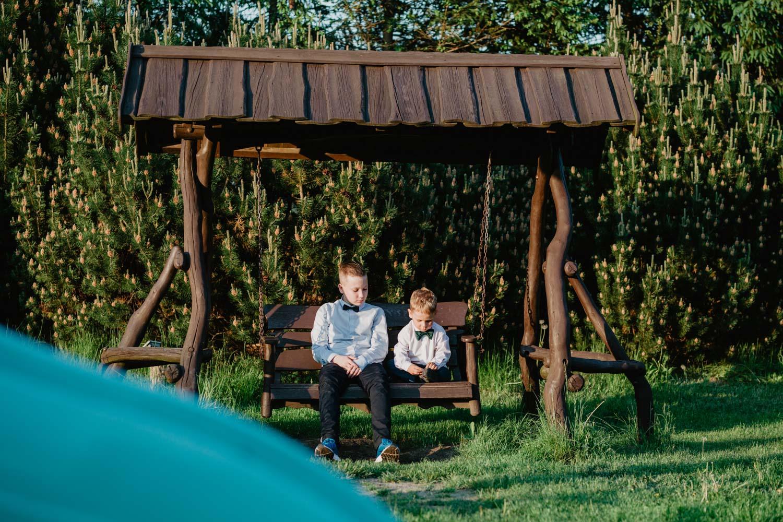 wesele Pauliny i Michała w Gazdówce w Żołędowie