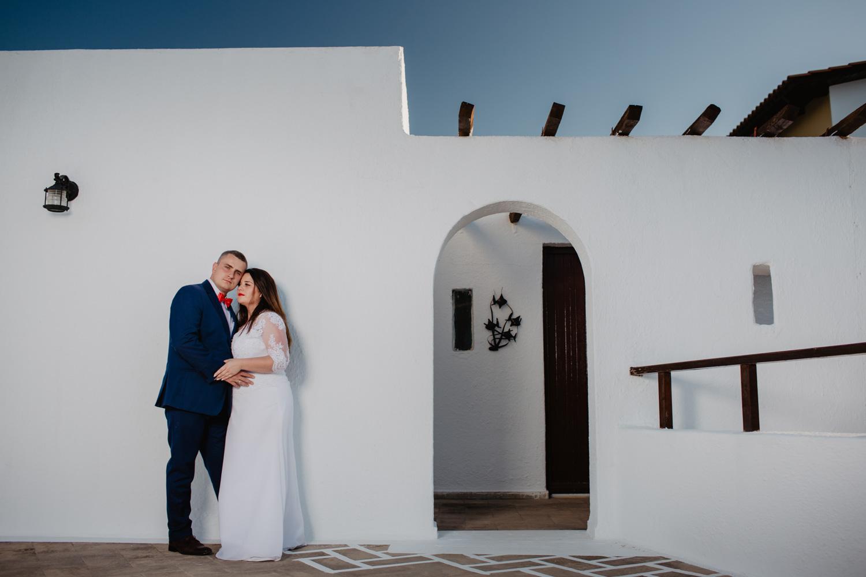 sesja ślubna w Grecji Marty i Remika, fotografia Włocławek