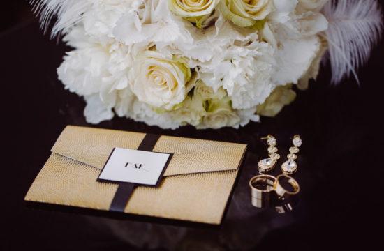 Ślub w stylu Wielkiego Gatsby