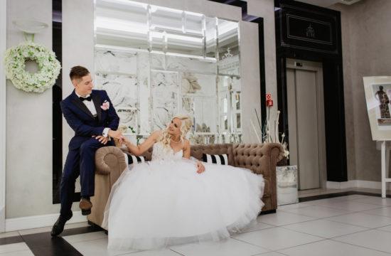 Ślub i wesele Hotel Evita