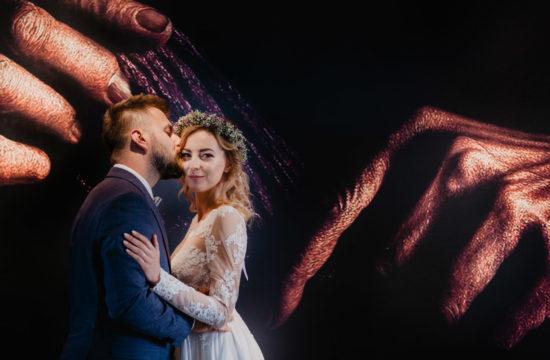 Sesja ślubna Aśki i Tomka w Hotelu Gorzelnia | Fotografia ślubna