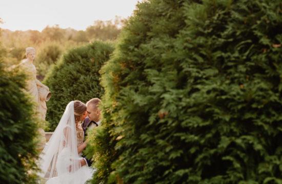 Sesja ślubna w Ostromecku
