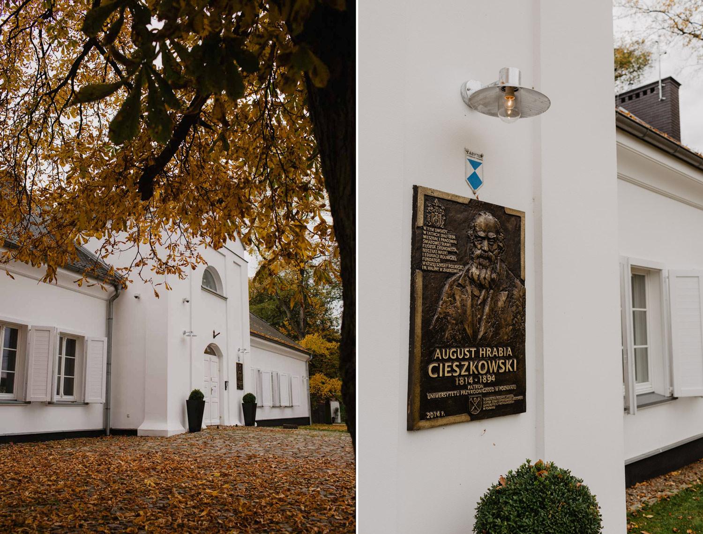 ślub w Dworze Wierzenica