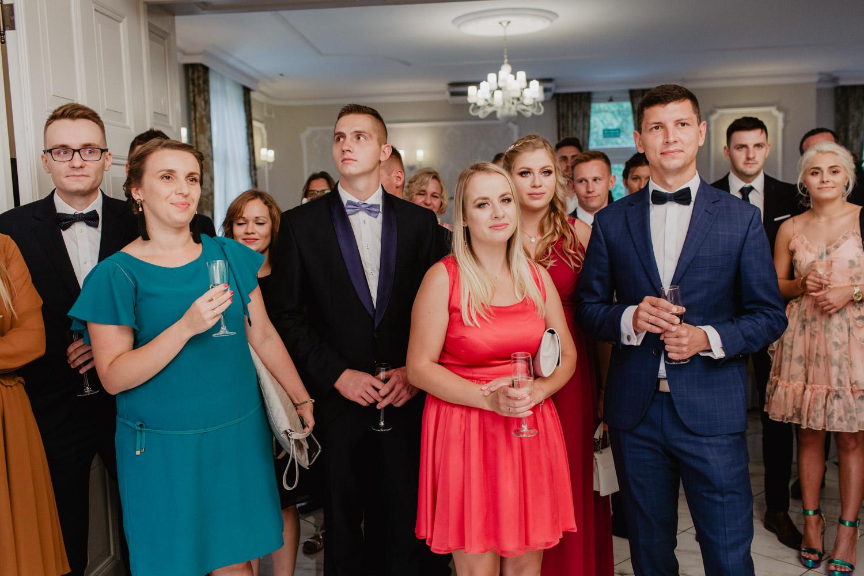 Ślub w Pałacu Młodocin | Marta i Bartosz | fotografia ślubna