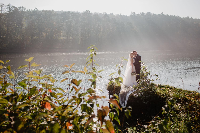 Sesja w Ziołowej Oranżerii - fotografia ślubna