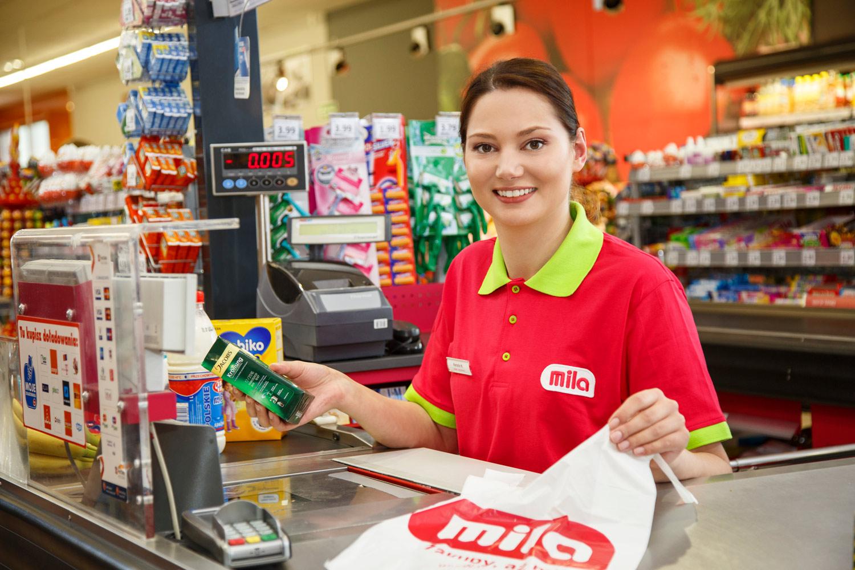 Fotografia reklamowa dla marketu MILA