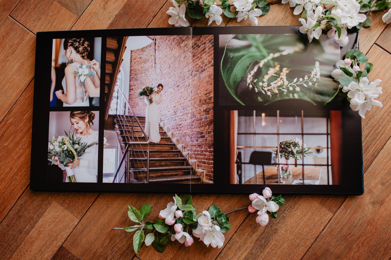 Fotoalbum | Complete Box | przykłady | fotografia ślubna