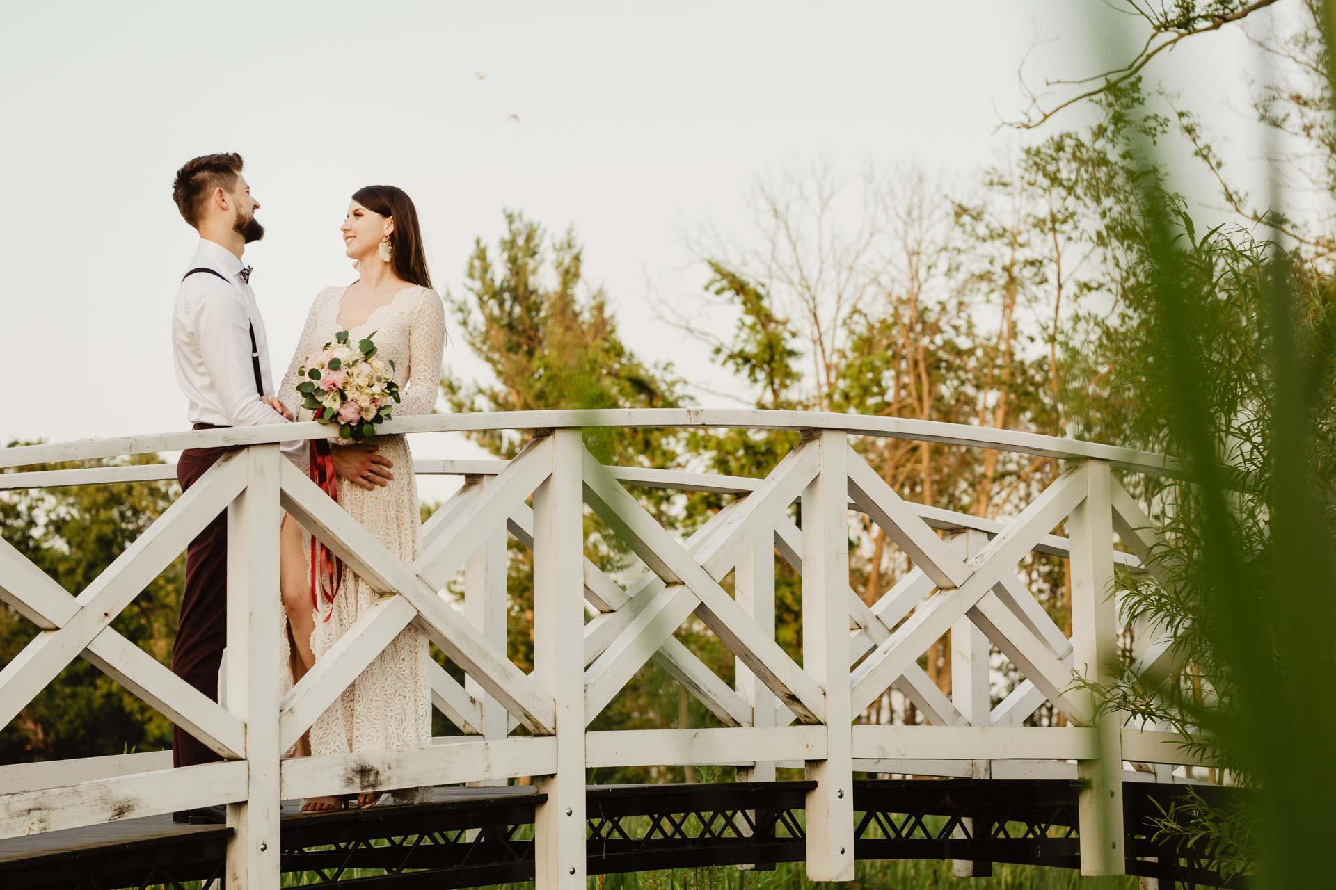 Wesele na tarasie Pałacu Suchary | Agata i Dawid | fotografia ślubna