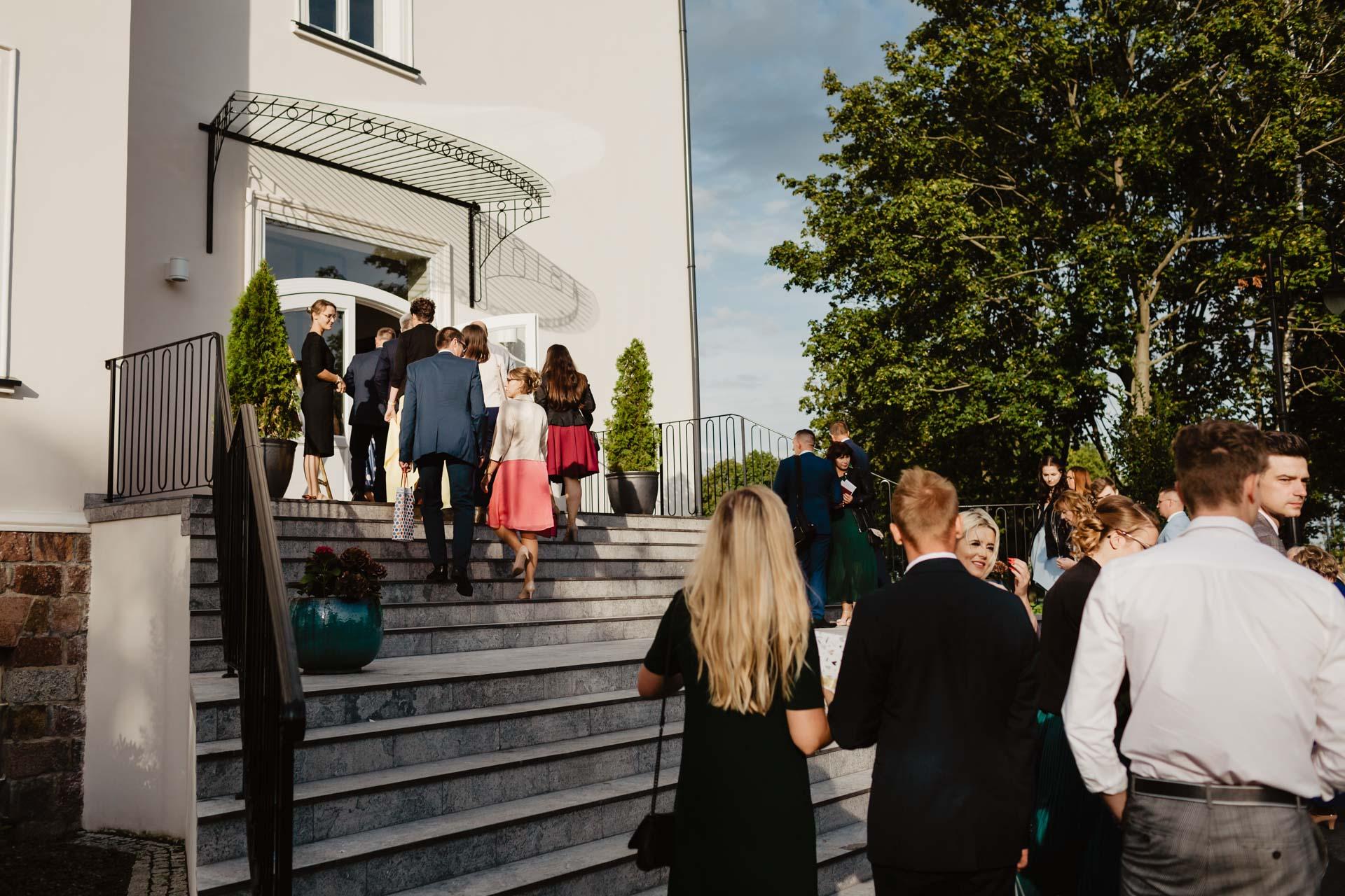 vŚlub w Pałacu Suchary | Karolina i Paweł