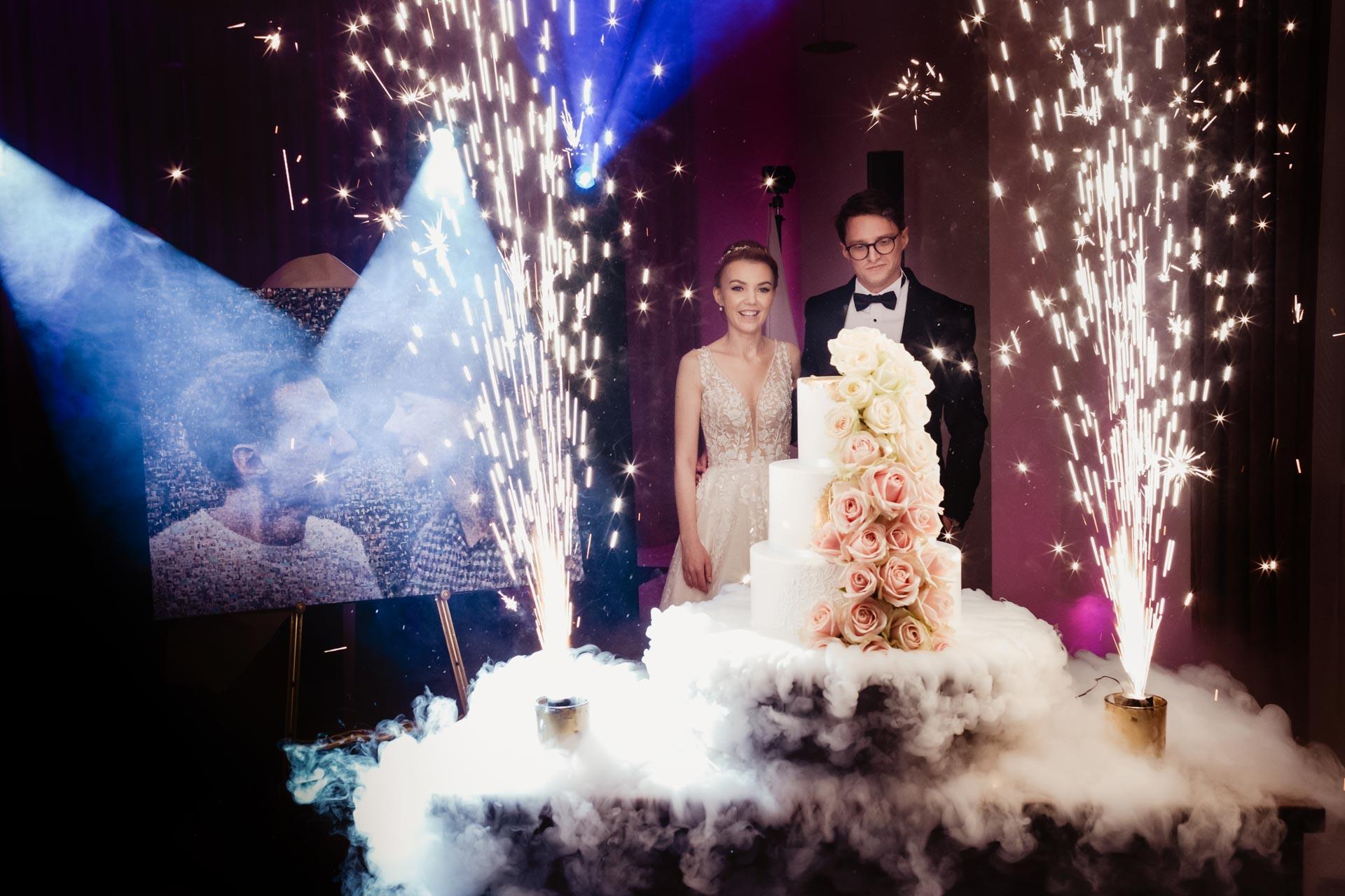 Ślub w Pałacu Suchary   Karolina i Paweł
