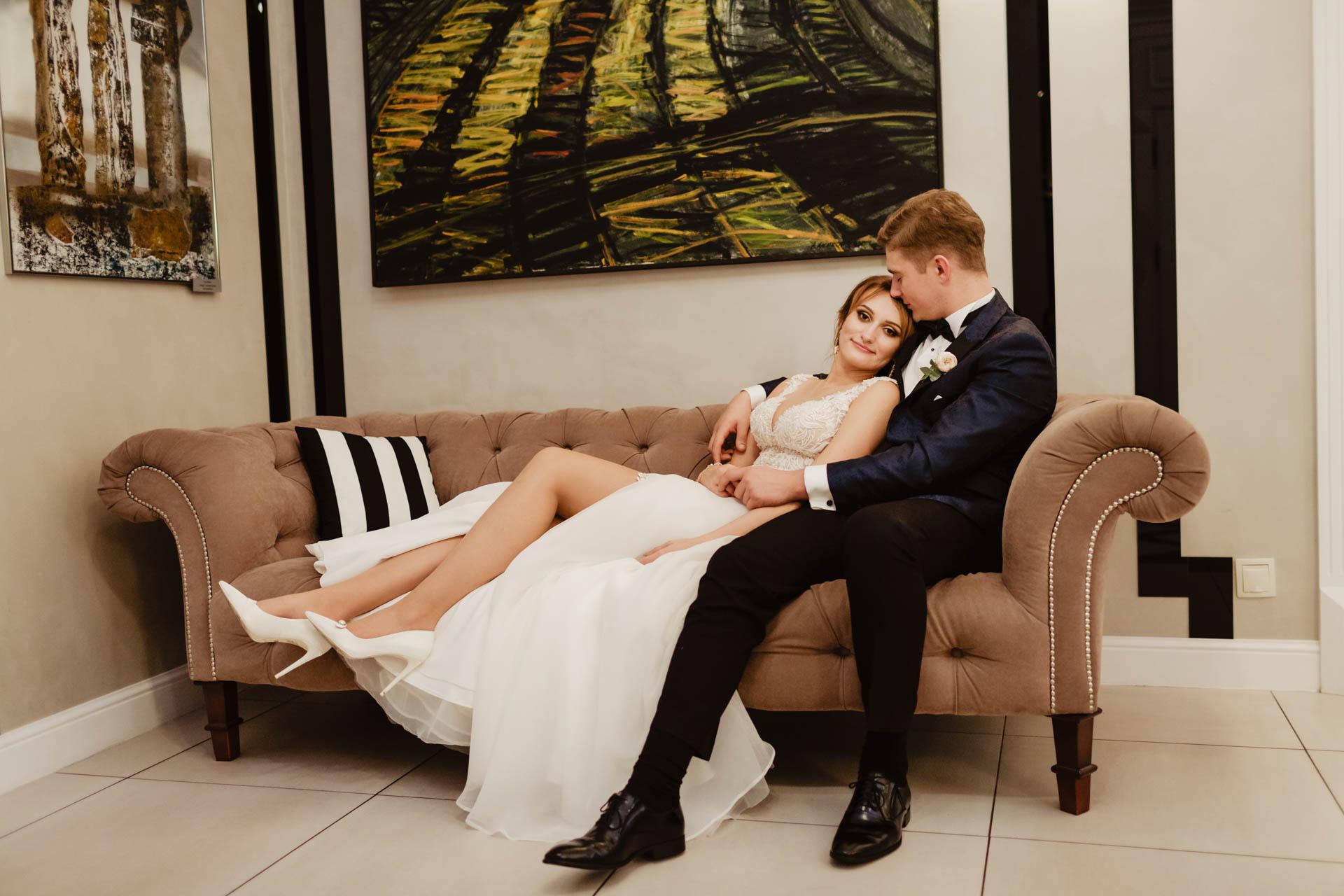 Ślub w Hotelu Evita & SPA w Tleniu   Patrycja i Arkadiusz