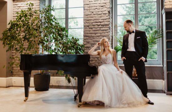 Sesja ślubna w Herbarium Hotel & SPA | Zuza i Jarek