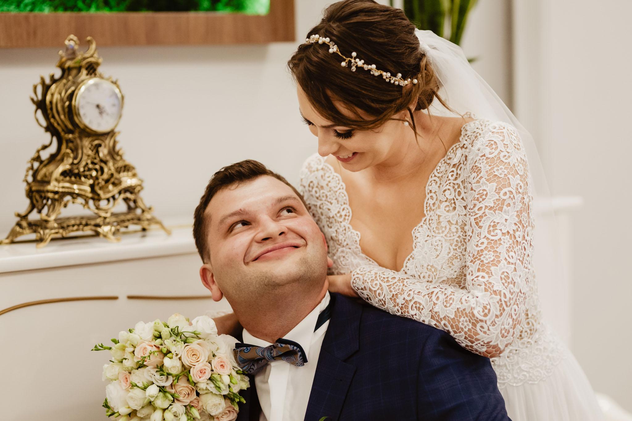Wesele w Dworku Róża Poraja | Samanta i Marcin