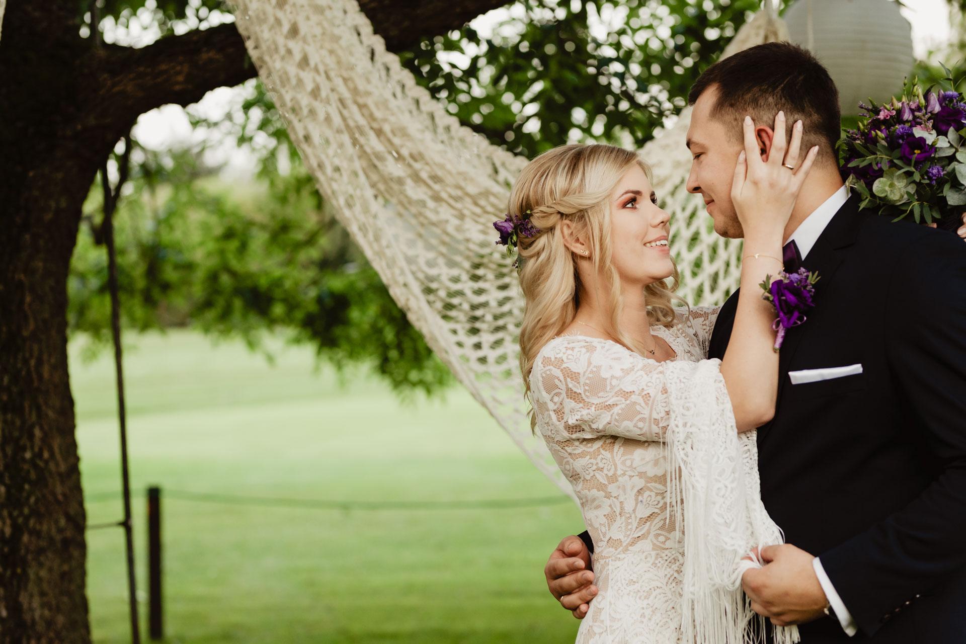 Rustykalne wesele w Starej Stodole | Iga & Dawid