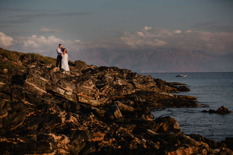 Sesja ślubna na Krecie w Grecji | Marta i Remik