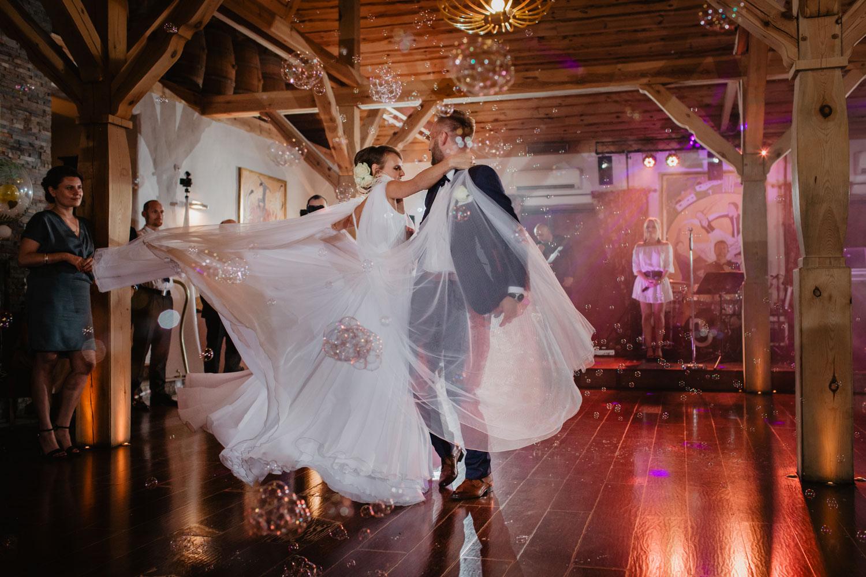 Ślub i wesele w Dworze Hulanka