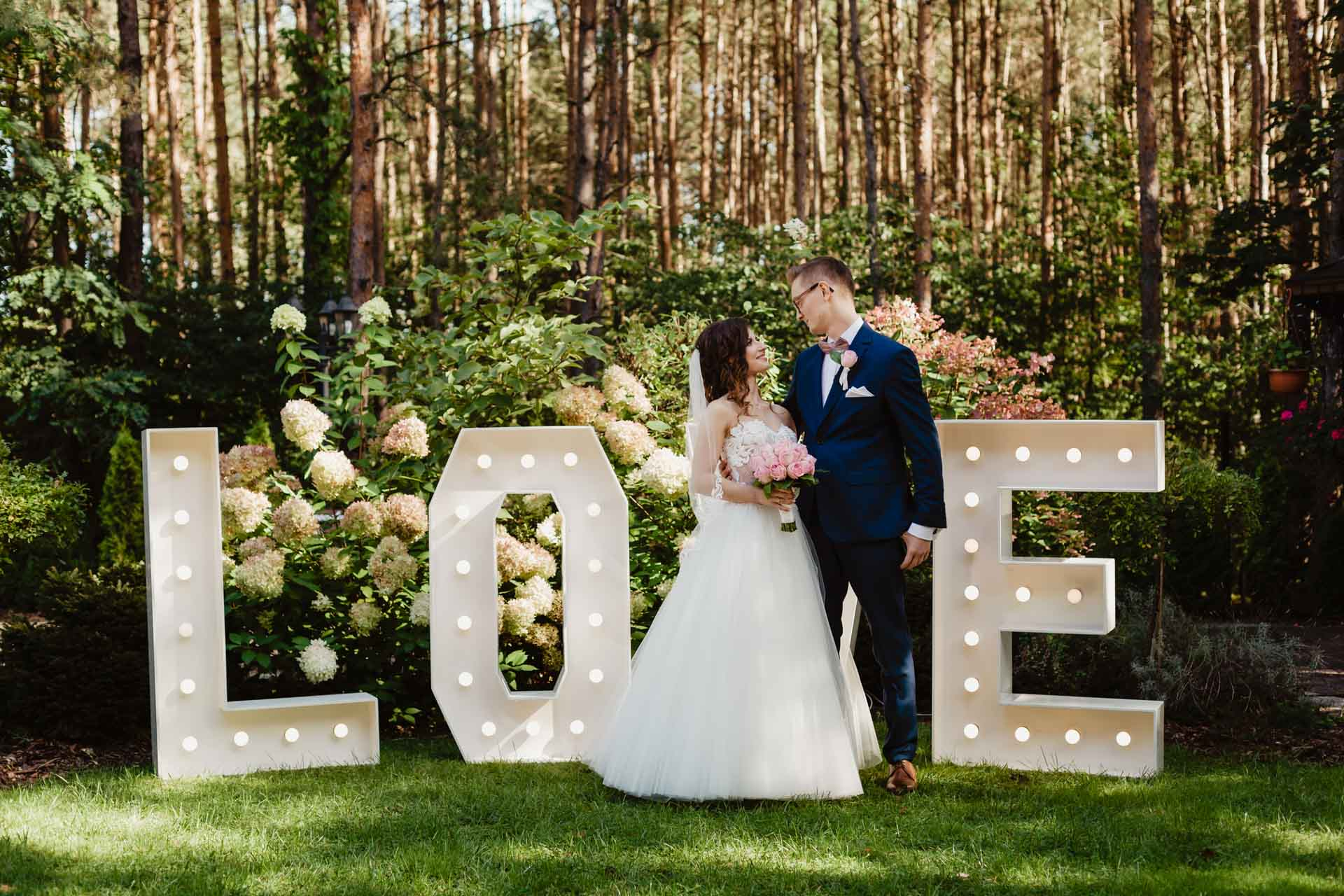 Ślub w Dworku Biesiadnym Milusin | Marta & Tomek