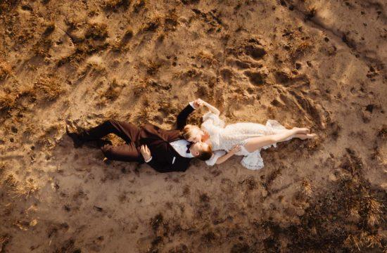 Sesja ślubna w stylu boho | Iga i Dawid